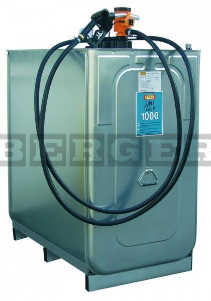 Hoftankstelle Uni-Tank Einsteigerpaket 1000 Liter Basic