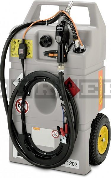 Dieseltrolley mit Elektropumpe Centri SP30 und Automatik-Zapfpistole