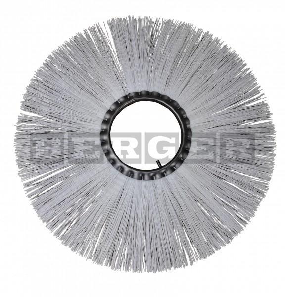 Scheibenbesen für Kehrmaschinen Ø470mm Kunststoff