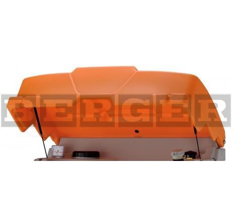 Deckel Orange komplett