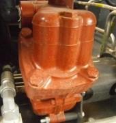 Kehrmaschinen Niederdruck Wasserpumpe