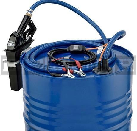 Tauchpumpe CENTRI SP 30, 12 V für Diesel mit Polzangen