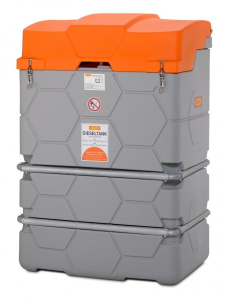 Cube-Dieseltank Outdoor Basic