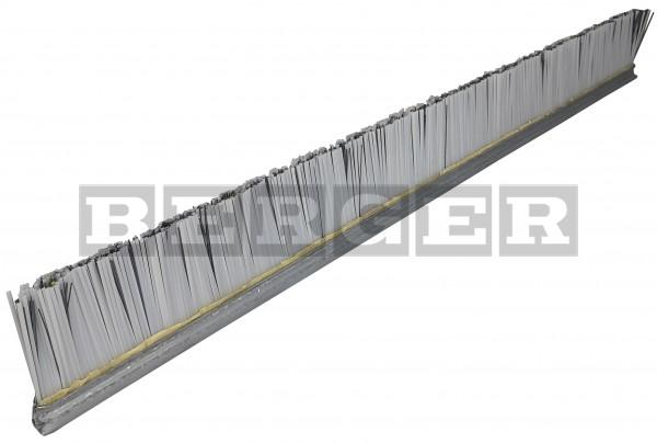 Kehrleiste L1070mm x 115mm Flachdraht - Kunststoff