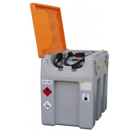 Dieseltank DT-Mobil Easy mit Li-Ion Akkusystem & Klappdeckel