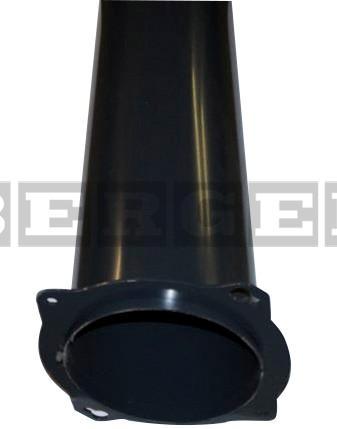 Kehrmaschinen Einlaufrohr DM 260 x L 1150/1170/90°