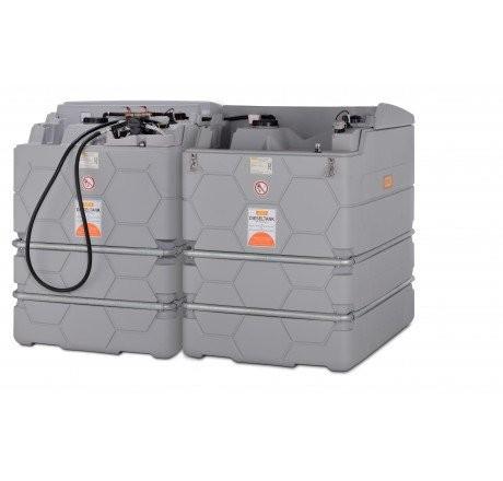Cube-Dieseltankanlage 5000 Liter Indoor Basic