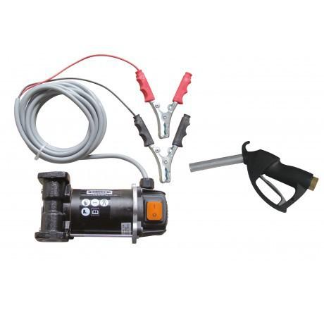 Elektropumpe Cematic 3000/24 mit Zubehör
