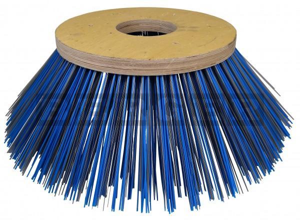 Tellerkehrbesen Ø600mm Flachdraht - Kunststoff