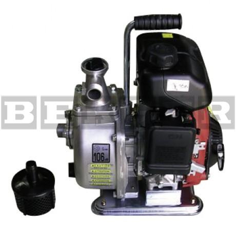 Motorpumpe ca. 130 l/min mit Honda Benzinmotor